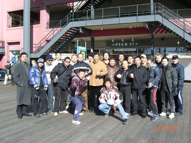 Group picture of Asian TFO